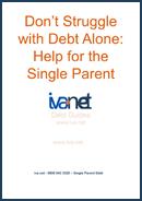 Single Parent Debt Guide